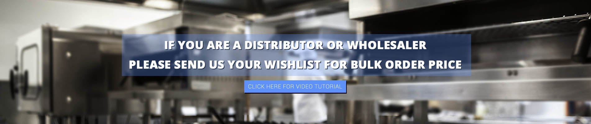 How to send your wishlist for bulk order request
